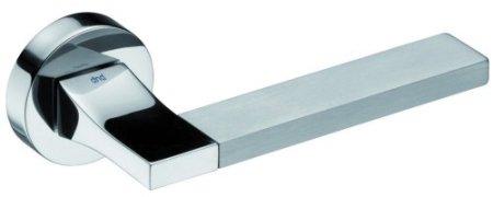 kľučky na dvere Change-B R CCS - chróm lesk/matný